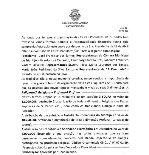 Acta Montijo 29.5.2013