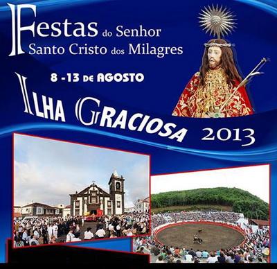 festas do Santo Cristo dos Milagres