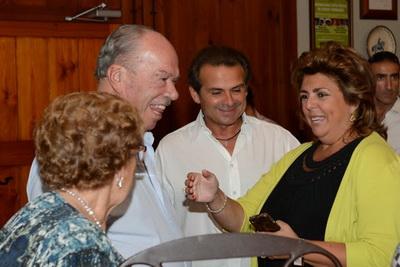deputada Maria Joao Avila festa do Bastinhas