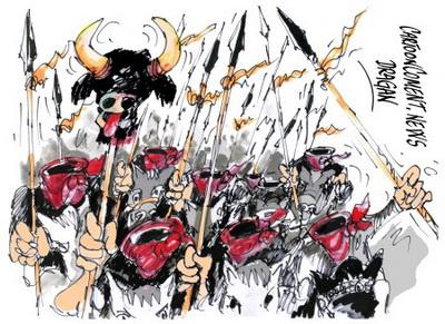 tordesilhas a barbaridade