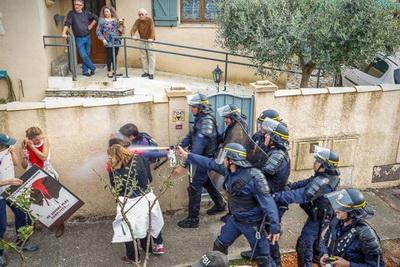 Rodilhan violencia policial3