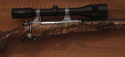 arma de caca rei de Espanha1