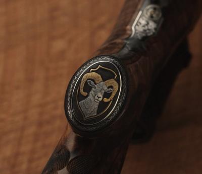 arma de caca rei de Espanha2