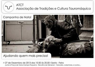 hipocrita campanha de natal da ATCT