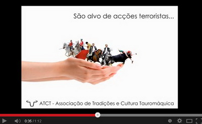 imagem de video nojento da ATCT