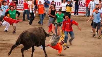 touros a la tica