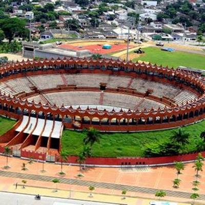 praça de touros Cartagena de Indias