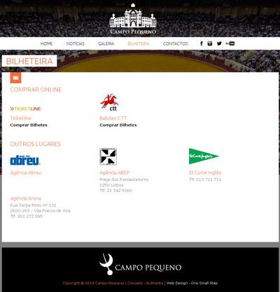 nova website campo pequeno