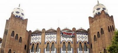 praca de touros Barcelona