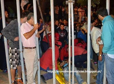 Colhido em Largada Toiros Arronches 1.8.2014