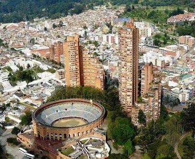 Bogota praca de touros