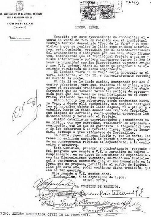 carta tordesilhas 1966
