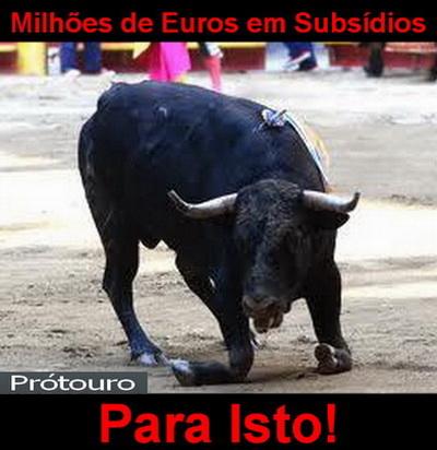 milhoes de euros em subsidios