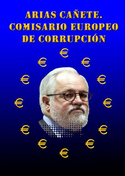 Canete comissario da corrupcao