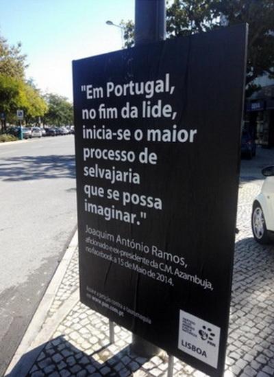 cartazes Setubal