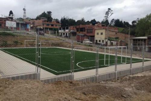 campo de futebol substitui praca de touros