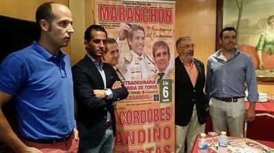 maranchon 200.000 euros para tourada