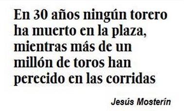 frase de jesus mosterin