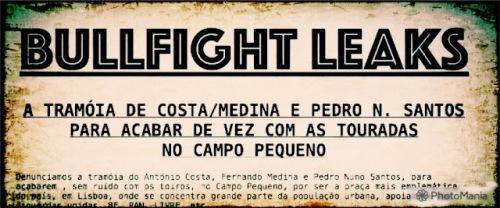 bullfight leaks