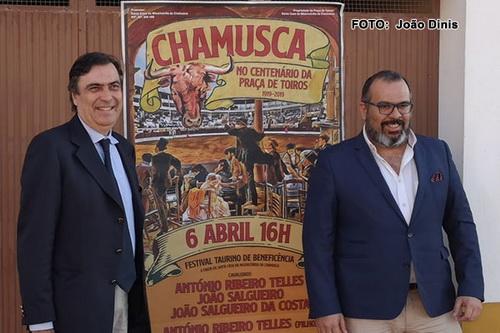 chamusca touradas 2019